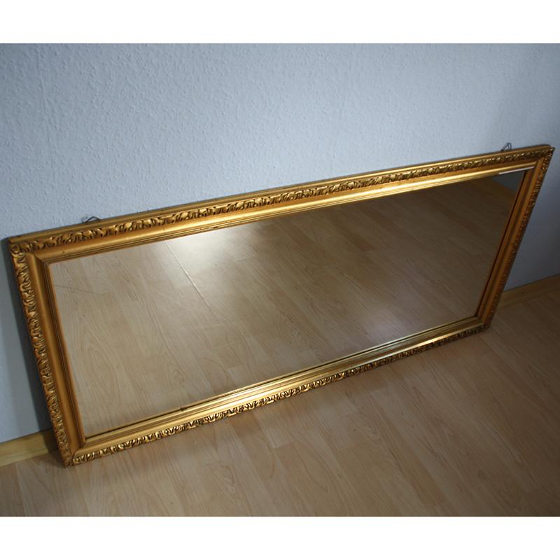 Goldrahmen Spiegel 2